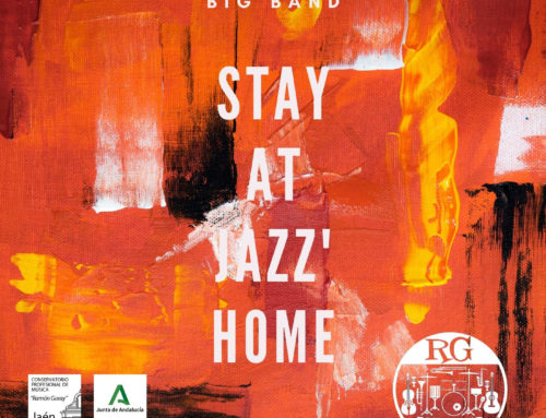 DISCO «STAY AT JAZZ`HOME» POR LA RG BIG BAND